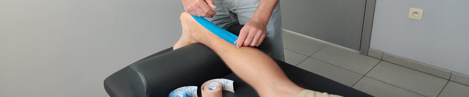 Befit Alken medical taping 2